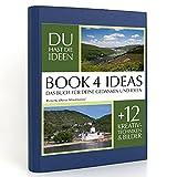 BOOK 4 IDEAS classic | Welterbe Oberes Mittelrheintal, Eintragbuch mit Bildern