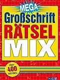 Mega Großschrift Rätsel-Mix: Über 400 Rätsel