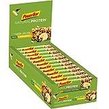 PowerBar Natural Protein Banana Chocolate 24x40g - Veganer Protein Riegel + Natürliche Zutaten