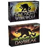 Werwolf-Kartenspiel Set, 2 Packungen, geeignet für Multiplayer-Spiele