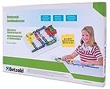 Betzold 89211 - Elektronik Lernbaukasten Kinder - Elektro-Baukasten Physik - Experimentierkasten Technik-Bausatz