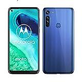 Motorola Moto G8 - Smartphone 64GB, 4GB RAM, Dual SIM, Neon Blue