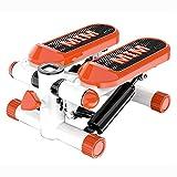 Apoliena Mini Stepper Up Down Stepper Drehstepper Sidestepper Benutzergewicht bis 240kg mit Verstellbare Widerstand für Fitness Heim Bauch und Beinetraining