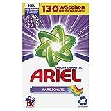 Ariel Waschmittel Pulver Waschpulver, Color Waschmittel, Farbschutz, 130 Waschladungen (8 kg)