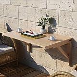 Wall-mounted table Wandtisch aus Holz, Esstisch für kleine Haushaltswohnungen, hängender Massivholztisch, platzsparender Tisch zum Lernen, Essen oder Arbeiten