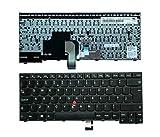 HuiHan Ersatz für Lenovo Thinkpad E450 E450C E455 E460 E465 UK-Tastatur.