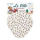 Rex London Fahrradsattelbezug mit Blumenmuster 'La Petite Rose', für Mädchen und Damen