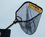Sportex Alu-Raubfischkescher gummiert 70x60cm 401002 Kescher Raubfischkescher Angelkescher Net