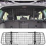 JOM Car Parts & Car Hifi GmbH 127485 Gepäckraumgitter Kofferraum Universal Trenngitter für Hunde Auto, SUV Schutzgitter Hundegitter für den sicheren Transport