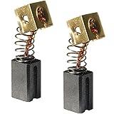 Kohlebürsten für Black & Decker Winkelschleifer CD115 / CD110 / AST6 / CD105 / KG915 / T6