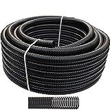 Pondlife 5m Rolle Teichschlauch Spiralschlauch 40mm 1 1/2' Pumpe Filter - Made in EU