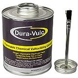 Dura-Vulc Vulkanisier Kleber 1000ml Flüssigkeit Cement Laufflächenreparatur
