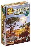 Asmodee Carcassonne Safari, Familienspiel, Strategiespiel, Deutsch
