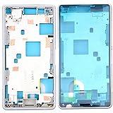 GGAOXINGGAO Ersatzteil des Mobiltelefons Frontgehäuse LCD-Rahmen-Blende-Platte für für Sony Xperia Z3 Compact / D5803 / D5833 Telefonzubehör
