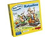 HABA 4574 Ratz Fatz - Ratzolino, Lernspielsammlung