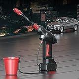 Turnover Yxx@ Akku Mobiler Hochdruckreiniger 12V 24V 48V Hochdruckreiniger Tragbare Drahtlose Schlauch Hochdruckwasserpistole Kabelloses Gartenreinigungswerkzeug