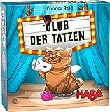 HABA 305277 - Club der Tatzen, Familienspiel ab 7 Jahren, Deduktionsspiel mit umfangreichem Spielmaterial,für Spieleabende mit der ganzen F