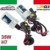 2 Leuchtmittel Kit Xenon, H7,35W 4300K, 12V, HID-Leuchtmittel, Ersatzteil Scheinwerfer