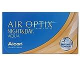 Air Optix Night & Day Aqua Monatslinsen weich, 6 Stück / BC 8.6 mm / DIA 13.8 / -2 Dioptrien