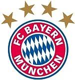 FC Bayern München Wandtattoo 'Logo' ca. 32x30