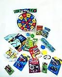 Krisenpacket für Mädchen/Jungs, für schönen Spielspaß zuhause, 20-teilig mit tollen Spielsachen, Malbüchern u.v.m, Spielsachen, Lockdown, Kinderspielzeug(Krisenpaket Jungs)