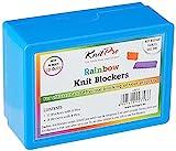 KnitPro KP10878 Kammnadel mit Befestigungslöcher, Sortiert, Assorted