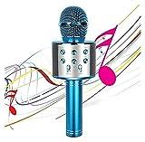 BBNB Karaoke-Mikrofon für Kinder und Erwachsene, kabellos, Bluetooth, Karaoke-Mikrofon, Lautsprecher, Musik-Player, Recorder für Geburtstag, Party, Hochzeit, Weihnachten