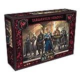 Asmodee A Song of Ice & Fire - Helden von Haus Targaryen I, Erweiterung, Tabletop, Deutsch