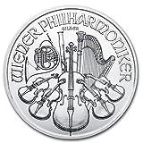 2020 28,3 g österreichische Silbermünze Philharmonie