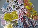 Wurfmaterial XXL 1000 Teile Karneval Fasching Restposten Spielzeug Plüsch Süsses