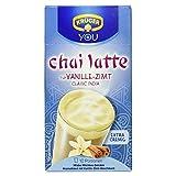 Krüger Chai Latte Vanille-Zimt Milchtee-Getränk (1 x 250 g Packung)