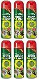 6 x Celaflor Wespen K.O. Spray 500 ml