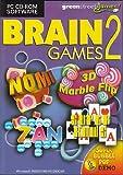 Brain Games 2 (PC-CD) Including 4 Games : Nomi, 3D Marble Flip, Zan & Super Rows (輸入版)