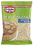 Dr. Oetker Haselnüsse gehackt, 5er Pack (5 x 100 g)