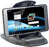 Lescars Gerätehalterung: Universal-Mobilgeräte-Halterung für Armaturenbrett, bis 13,5 cm Breite (Handyhalter Armaturenbrett)