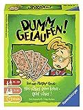 Ravensburger Kartenspiele 20764 - Dumm gelaufen! Kartenspiel für Erwachsene und Kinder ab 9 Jahren, Spiel für 2 bis 6 Spieler