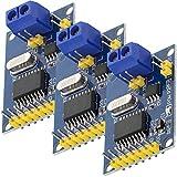 AZDelivery 3 x MCP2515 CAN Bus Shield kompatibel mit Arduino inklusive E-Book!