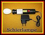 Schouwlamp led 230V