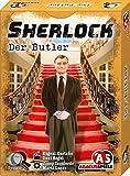ABACUSSPIELE 48202 - Sherlock - Der Butler, Krimi Kartensp