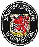 Berufsfeuerwehr - Wuppertal - Ärmelabzeichen - Abzeichen - Aufnäher - Patch - Motiv 1