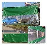 N\A ZHANGQINGXIU Abdeckplane Holz,Plane Wasserdicht Schwerlast Draussen Partition Plastiktuch Mit Ösen Zum Autowaschraum Seitenwand des Pavillons, Anpassbar (Color : Blue, Size : 1.9x2m)