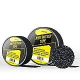 AVOXXO® Antirutsch Klebeband [10M x5cm]   schwarz   In-& Outdoor   für alle Untergründe   extrem hohe Klebekraft   robust einfache Montag