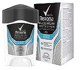 6 x Rexona Men Deo Cremestick Maximum Protection Anti-Perspirant - Clean Scent - 45ml