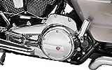 HARLEY-DAVIDSON Motorrad Kupplungsdeckel Adeckung Kahuna Kollektion mit Zubehör, Chrom