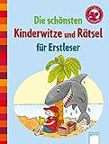 Die schönsten Kinderwitze und Rätsel für Erstleser: Der Bücherbär: Kleine Geschichten (Sammelband): Der Bücherbär. Erstleser Sonderband