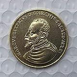 Chaenyu Österreichische Münze Kupfer Gedenkmünze antike Münzhandwerk Sammlung