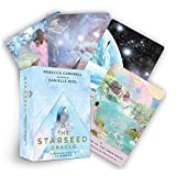 ACCLD Tarot-Karten Alle Englisch 53 The Starseed Oracle Tarot-Karten Brettspiele für Party Family Home Holiday Happy Playing Card
