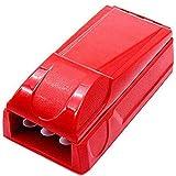 Kunststoff Zigarette Walzmaschine Manuelle Zigaretten-Rollen-Schlauch-Tabak-Hersteller Smoking Weed Zigarette Zubehör