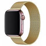 Armband Edelstahlarmband für Apple Watch SE 6 5 4 3 2 1 Mode Armbandarmband Geeignet für iwatch 4 5 38/40 mm 44/42 mm