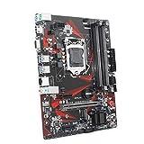BMNN Passend für JGINYUE H97 Desktop-Motherboard LGA 1150 für I3 I5 I7 Xeon E3 Prozessor DDR3 32G 1333/1600MHz Speicher M.2 NVME SATA3.0 USB 3.0 H97M-VH Handy Mainboard